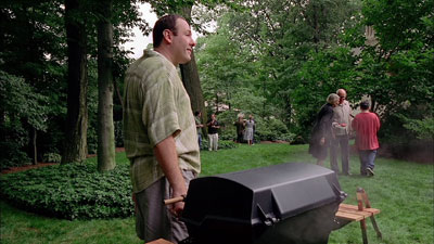 Film Freak Central - The Sopranos: The Complete First Season
