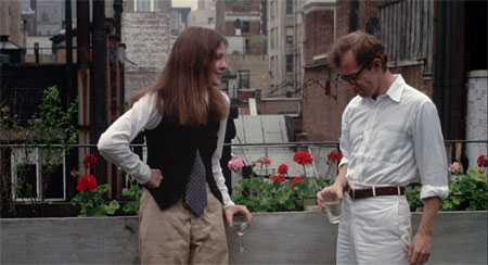 an analysis of annie hall a film by woody allen On april 20, 1977, united artists brought annie hall, directed by woody allen and starring diane keaton, to theaters the film went on to win four oscars at the 50th academy awards, including best .
