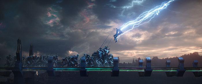 Film Freak Central Thor Ragnarok 2017 Cinematic Universe Edition 4k Ultra Hd Blu Ray Digital