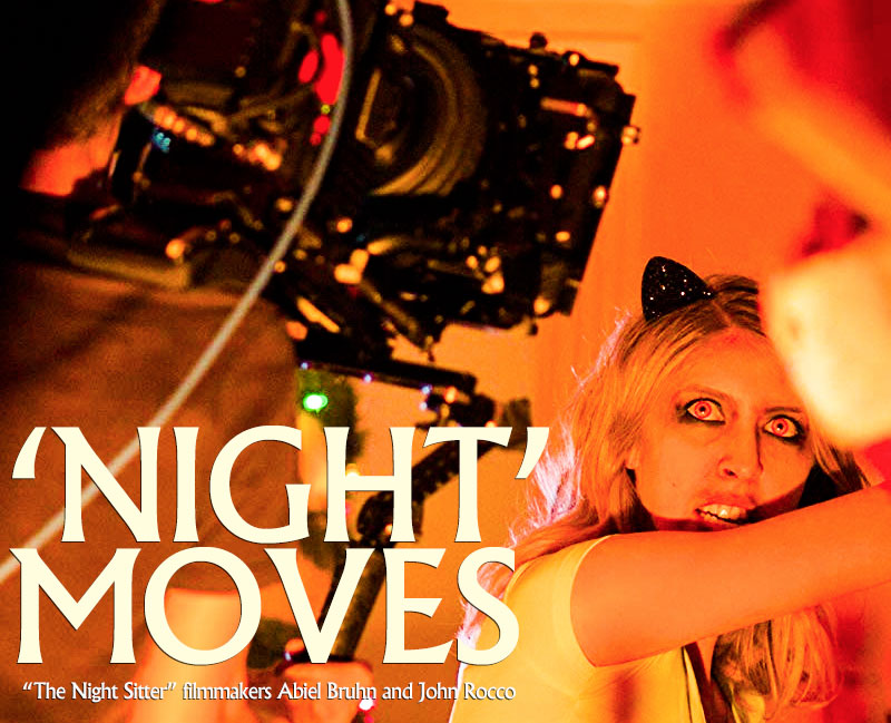 Frightfest18nightsitterfilmmakers