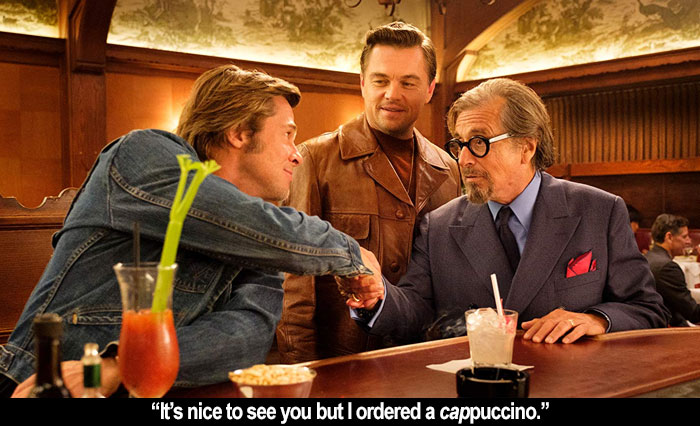 Film Freak Central Once Upon A Time In Hollywood 2019