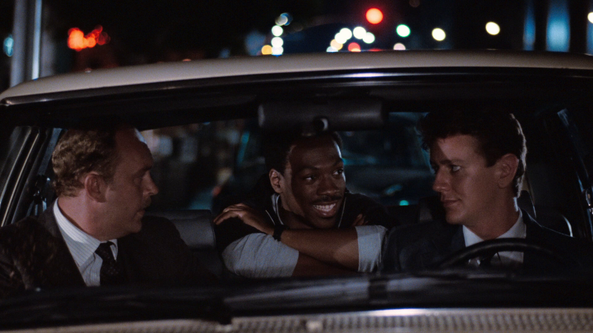 Film Freak Central - Beverly Hills Cop (1984) + Beverly Hills Cop: 3 Movie Collection - Blu-ray Discs