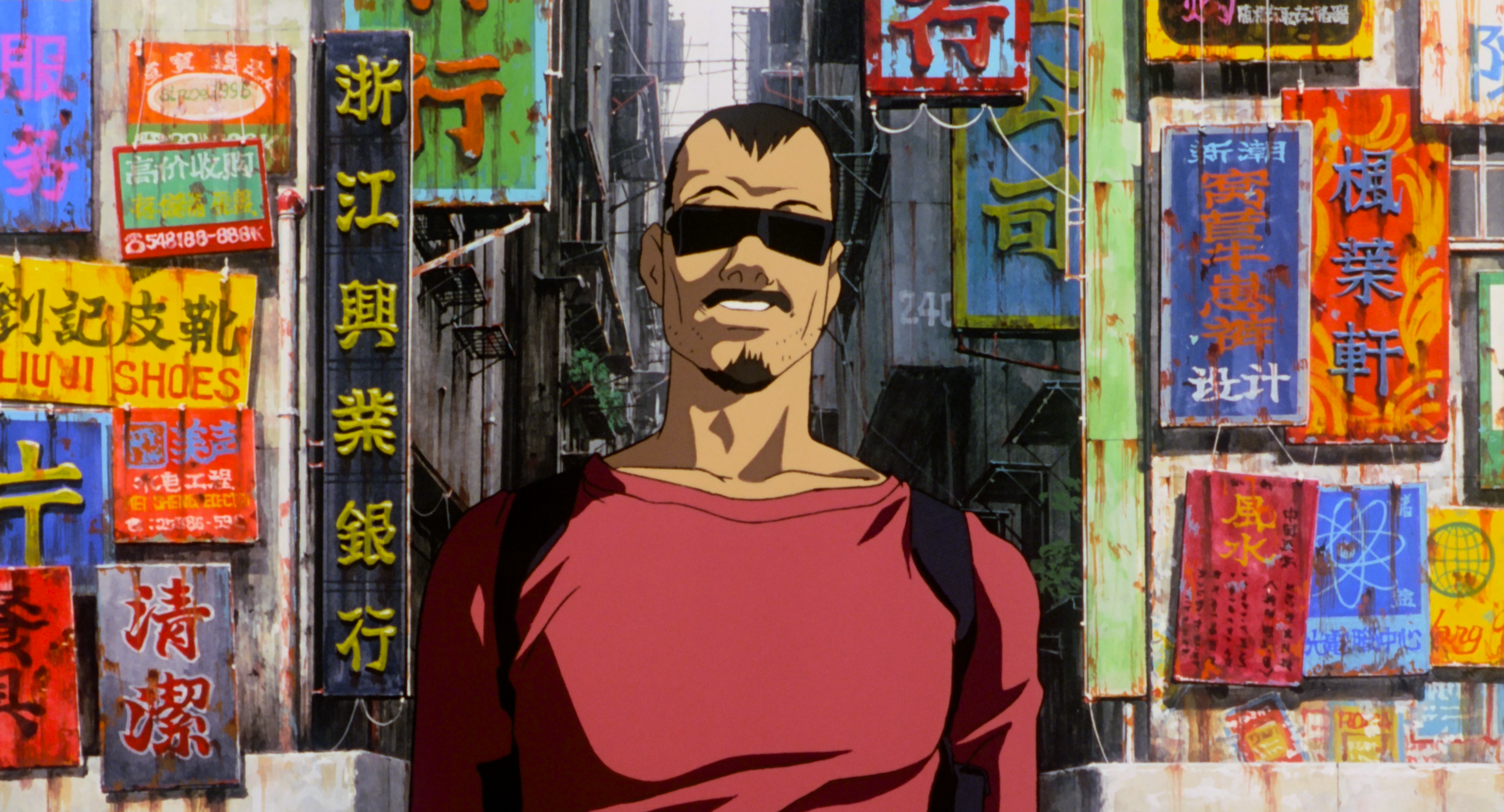 22+ Ghost In The Shell 4K  Pics